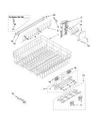 kenmore dishwasher manual 665 kenmore dishwasher parts model 665 13749k601 sears partsdirect