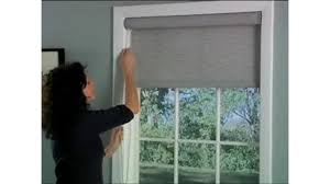 Solar Shades Bali Roller Solar Shades With Continuous Cord Loop Lift American