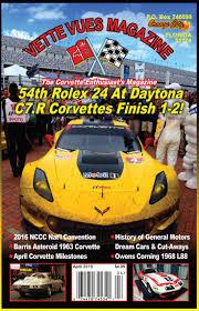 corvette magazines 31 best vues magazine covers images on magazine
