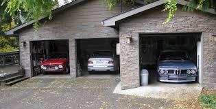 Size Of Three Car Garage by Two Car Garage Design Ideas 2 Car Garage Plans Twocar Garage