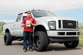 Ford Diesel Truck 2014 - meet the competition diesel power challenge 2014