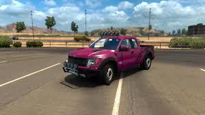 Ford Raptor Farm Truck - ford f150 svt raptor v1 42 american truck simulator mods ats mods