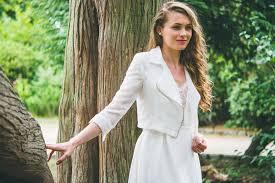 veste mariage les robes de mariée d adeline bauwin collection 2016