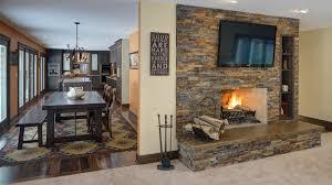 transitional rustic ranch home renovation drury design