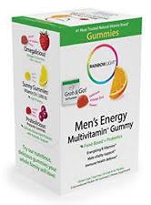 rainbow light vitamins mens rainbow light men gummy vitamins minerals ebay