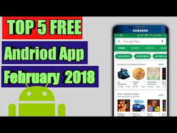 top free android apps top 5 cool apps for android essential apps 2018