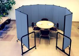 portable room dividers versatile room divider walls screenflex