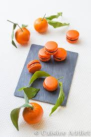 cuisine adict clementine chocolate macarons recipe translation required