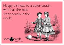 cousin birthday card search results for birthday cousin ecards from free and