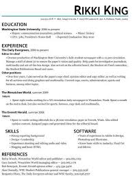 Best Career Objective Lines For Resume by Examples Of Resumes For Internships Examples Of Resumes