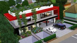 the sims 3 building modern eco house download youtube