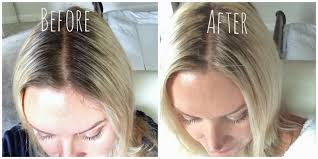 clairol shimmer lights before and after before and after using clairol shimmer lights for 10 mins new