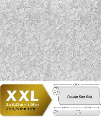 Paintable Textured Wallpaper by Wall Covering Non Woven Edem 309 60 Wallpaper Wall Paintable Deco