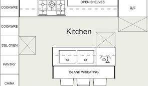 how to design own kitchen layout kitchen layouts galley kitchen layout horseshoe kitchen