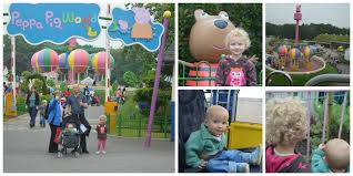 the best theme park we u0027ve been to u2013 paultons park and peppa pig
