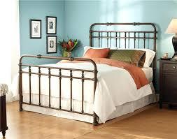 iron bed frames queen smartwedding co