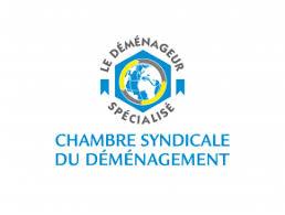 chambre syndicale du demenagement logo chambre syndicale du déménagement