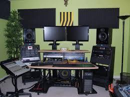 Small Recording Studio Desk Rigged Nile U0027s Karl Sanders Metalsucks