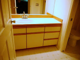 Cost To Reface Cabinets How To Resurface Bathroom Cabinets Best Home Furniture Decoration