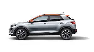 crossover cars 2018 kia stonic subcompact b segment crossover debuts