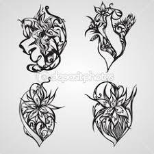 minimal ornamental vectors ornamental ornament