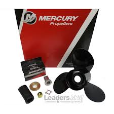 mercury new oem black max propeller 13 1 4x17 prop 48 77344a45
