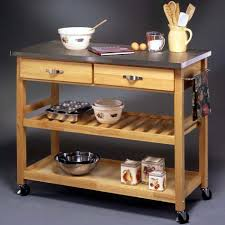 Stainless Top Kitchen Island by Kmart Kitchen Island Kitchens Design Intended For Kitchen Island