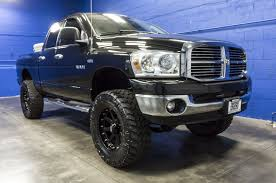 lifted 2008 dodge ram 1500 big horn 4x4 northwest motorsport
