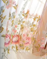 Overstock Curtains Pink Swag Overstock Cheap Pleat Country Curtains