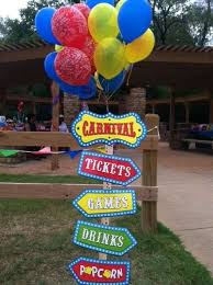 carnival party supplies best 25 carnival birthday ideas on circus