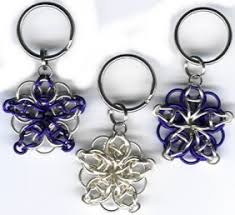 colored jump rings images Chain maille kits jpg