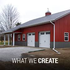 Building A Pole Barn Home Pacemaker Buildings Post Frame Builders