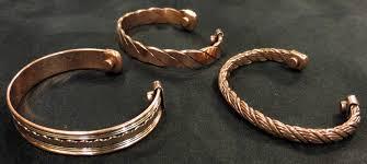 copper bangle bracelet images Magnetic bracelets head in the clouds jpg