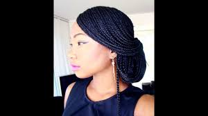 long box braids hairstyle hairstyle picture magz