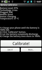 touch screen calibration apk battery calibration android apps on play
