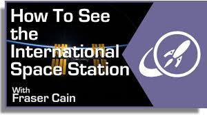 Indiana How Fast Does The Space Station Travel images How to see the international space station iss jpg