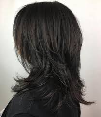 mid lenth beveled haircuts 50 lovely long shag haircuts for effortless stylish looks