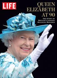 queen elizabeth time