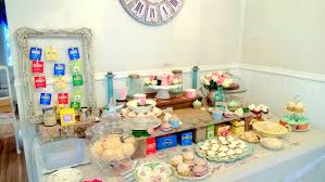 a very shabby chic vintage style high tea party u2013 rustic boutique