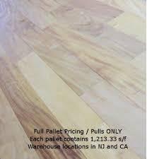 garapa golden teak hardwood flooring prefinished engineered