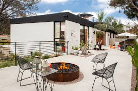 modern mid century a mid century modern inspired family home arrives in san diego