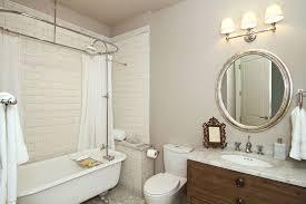 Bathroom Shower Curtain Rod Subway Tile Bathroom Shower Curtain Gopelling Net