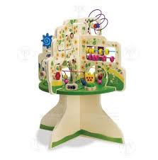 wooden activity table for wooden activity tree 12 months baby toys