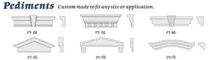 Architectural Pediment Design Creative Of Architectural Pediment Design Pediments Pt Foam Design