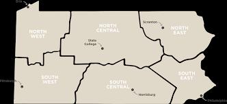 Hershey Pennsylvania Map Wine Trails Pennsylvania Wines