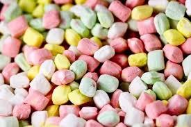 pillow mints after dinner pastel mints
