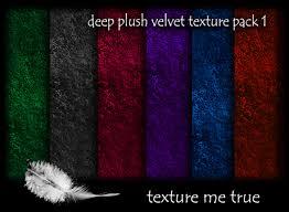 second marketplace plush velvet texture pack 1