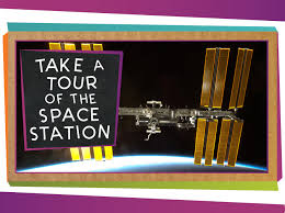take a tour of the space station youtube