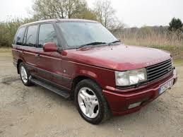 range rover autobiography 1999 land rover range rover autobiography being auctioned at
