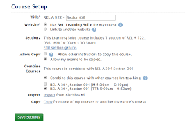Service Desk Courses Combining Courses Learning Suite Information